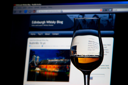 whisky blog and a dram