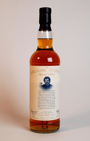 Michael Jackson Whisky