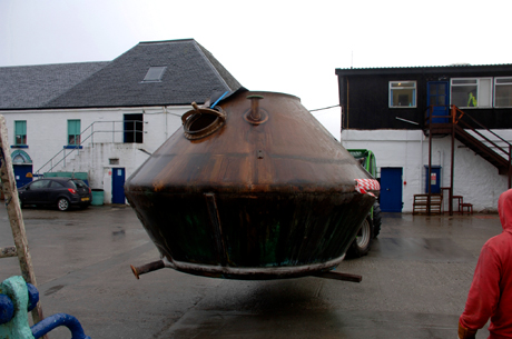 The oldest whisky still