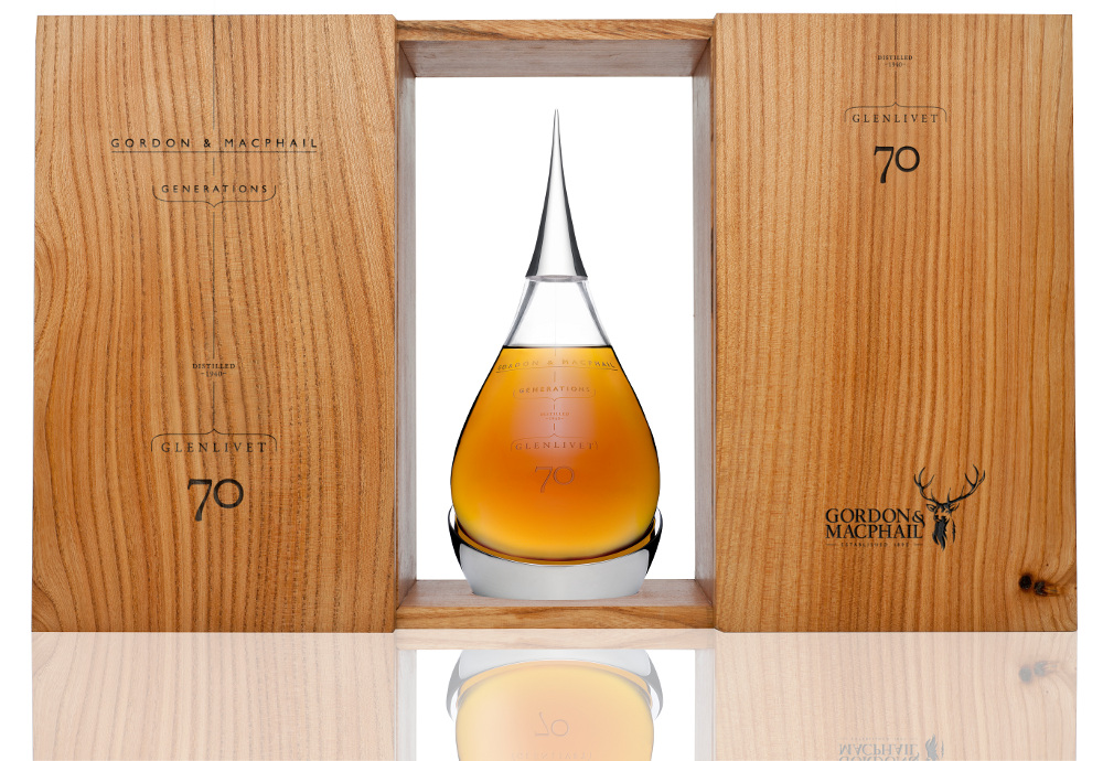 The Glenlivet 70 from Gordon & Macphail