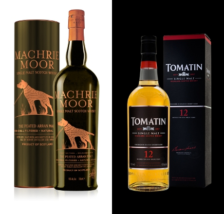 Arran Machrie Moor and Tomatin