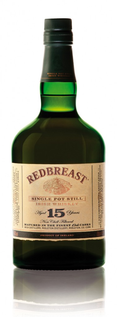 Redbreast 15 Single Irish Pot Still Whiskey