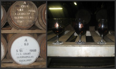 glenfarclas-warehouse-and-glasses