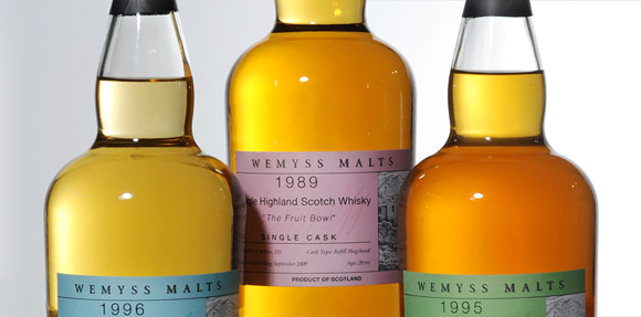 Weymyss single casks