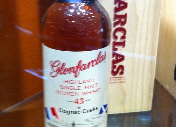 Glenfarclas 43yo Cognac Cask