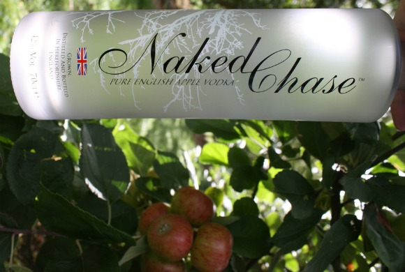 Naked Chase Vodka