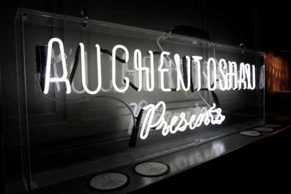 Auchentoshan Presents