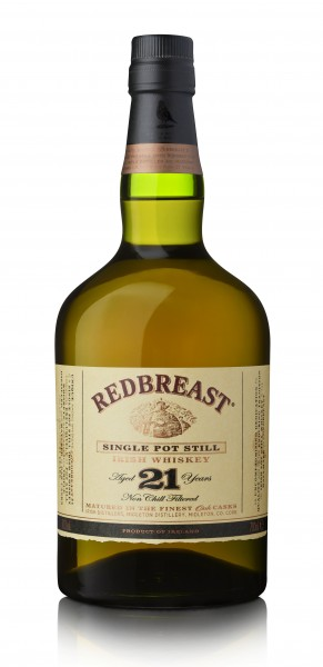Redbreast 21 Year Old Whiskey