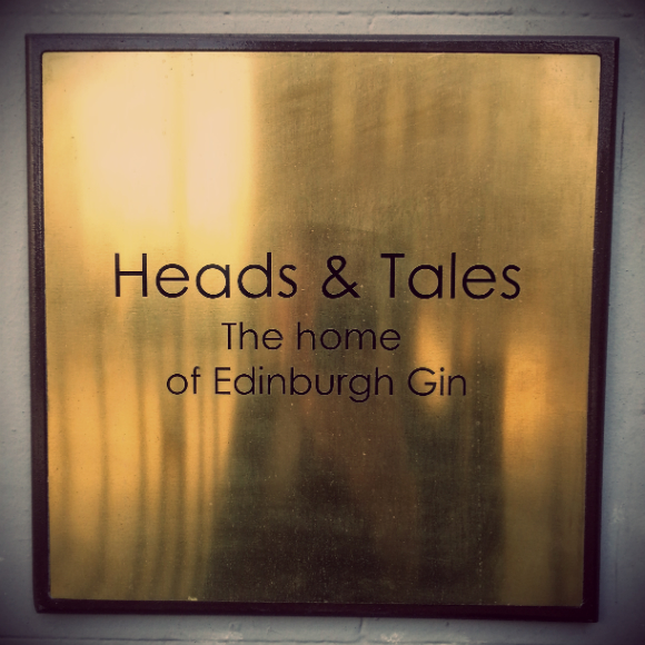 Heads and Tales Bar Sign
