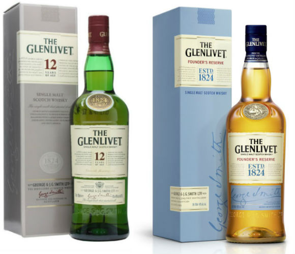 goodbye glenlivet 12yo edinburgh whisky blog