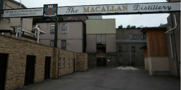 The Macallan Distillery