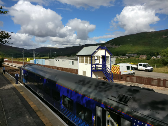 Unlocking Scotland by Train