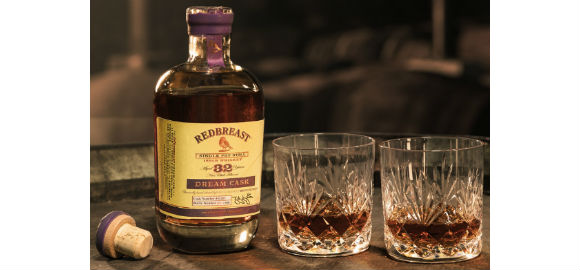 Redbreast Dream Cask Header