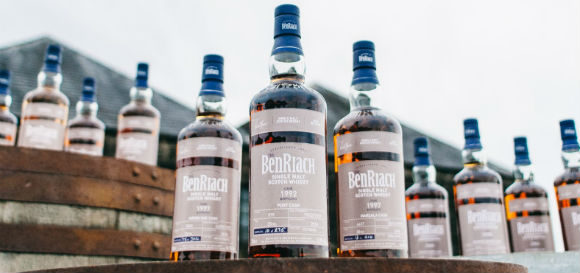 Benriach Single Casks Header