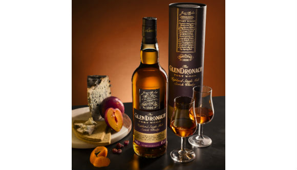 Glendronach Port Wood Header article