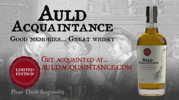 Auld Acquaintance Header